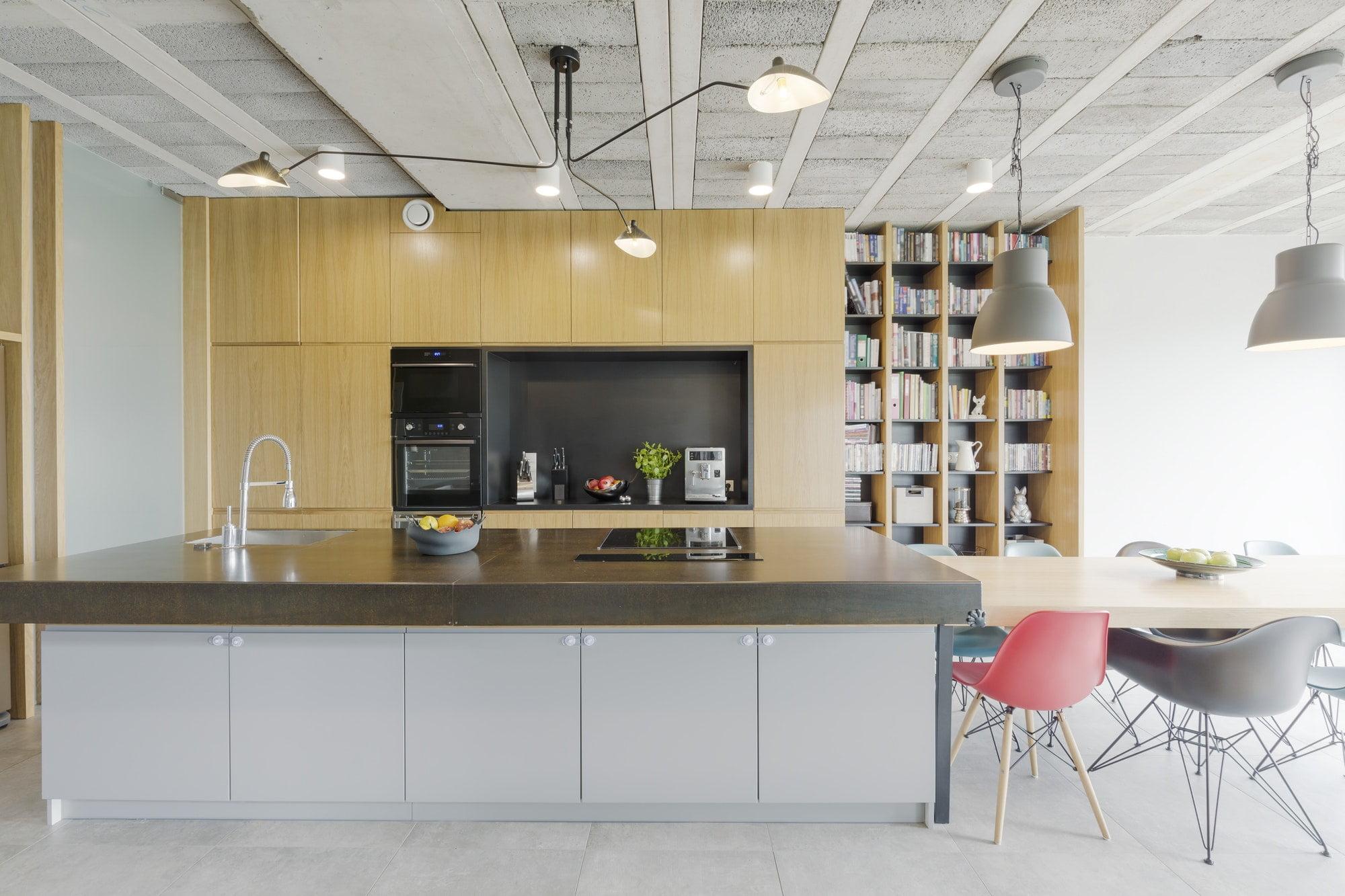 Empresas Reformas Albacete Cocina espaciosa y moderna